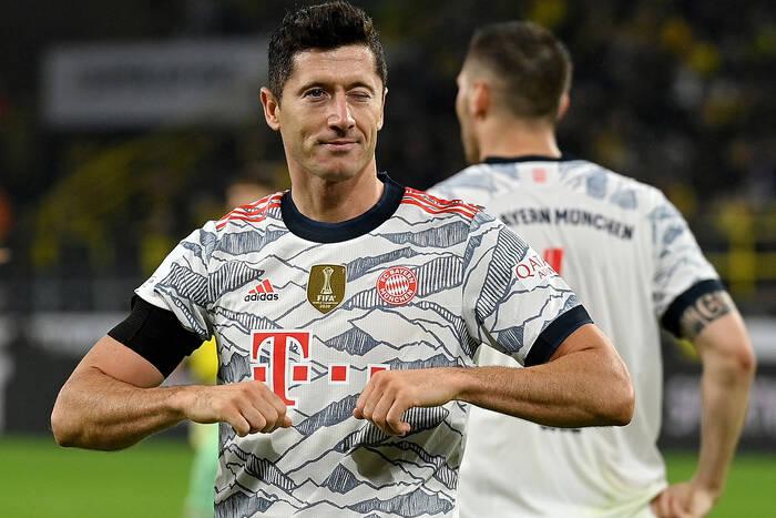 Prezydent Bayernu o Lewandowskim: Nie da się tego wytłumaczyć, ale takie coś zdarza się każdemu
