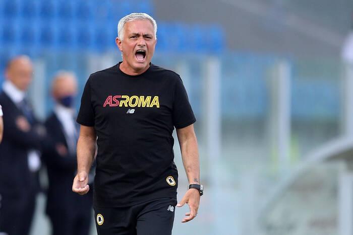 Pierwsza porażka AS Romy pod wodzą Jose Mourinho. Jest komentarz portugalskiego szkoleniowca