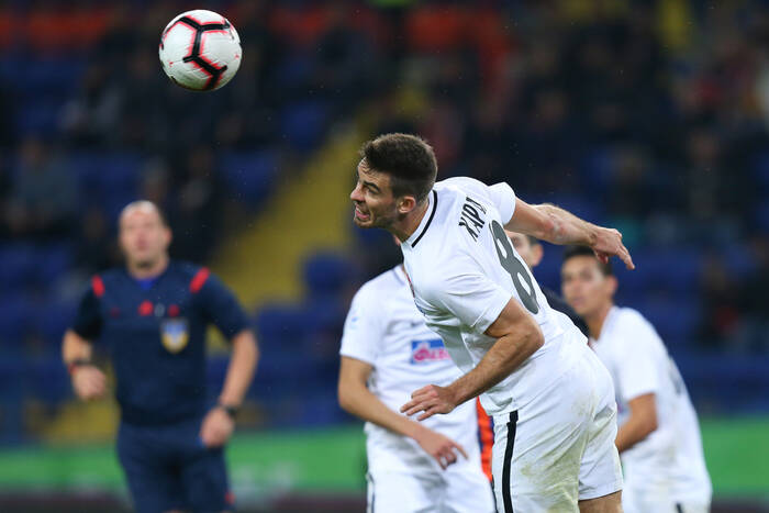 Legia Warszawa blisko transferu last minute. Reprezentant Ukrainy na celowniku