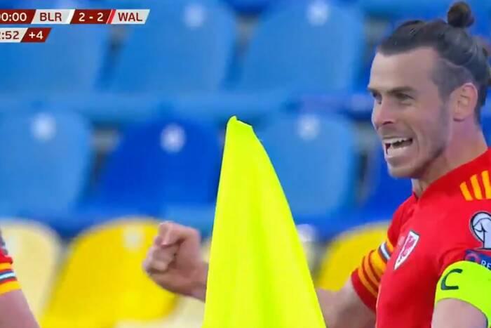 Popis Garetha Bale'a w reprezentacji Walii! Hat-trick i gol na wagę trzech punktów w 93. minucie [WIDEO]