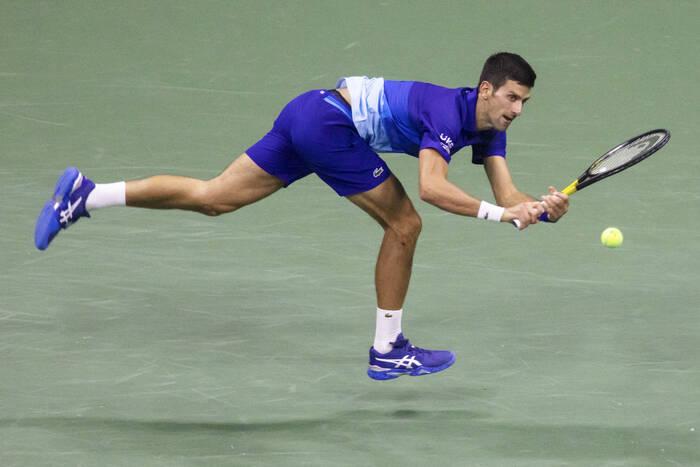 Novak Djoković zatrzymany! Niespodziewane rozstrzygnięcie w finale US Open [WIDEO]