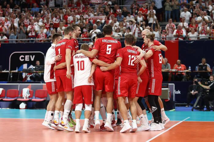 Polska w półfinale mistrzostw Europy! Popis naszych siatkarzy [WIDEO]