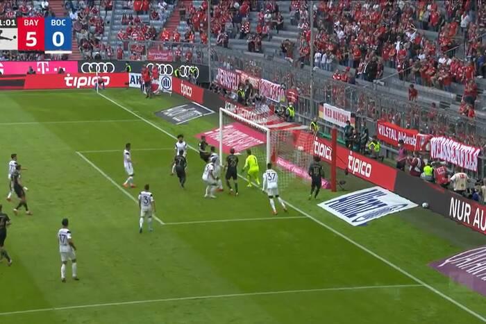 Gol Roberta Lewandowskiego dla Bayernu Monachium! Polski napastnik pobił rekord [WIDEO]