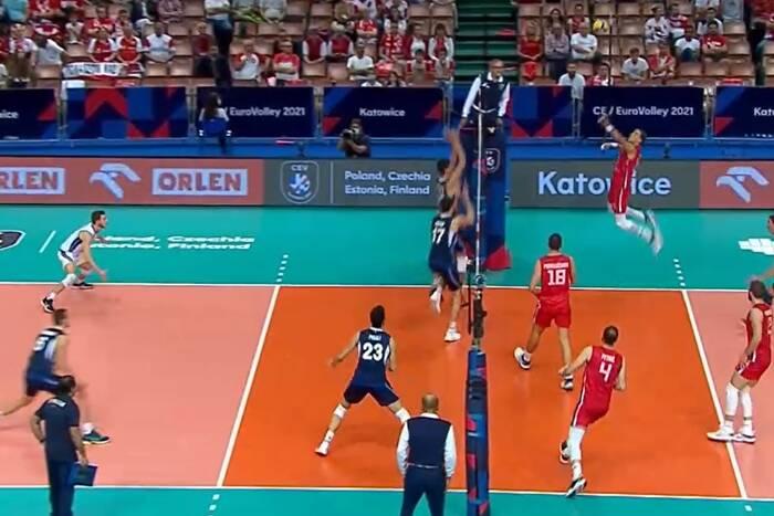 Polacy poznali rywala w meczu o trzecie miejsce ME. Włosi lepsi od Serbów