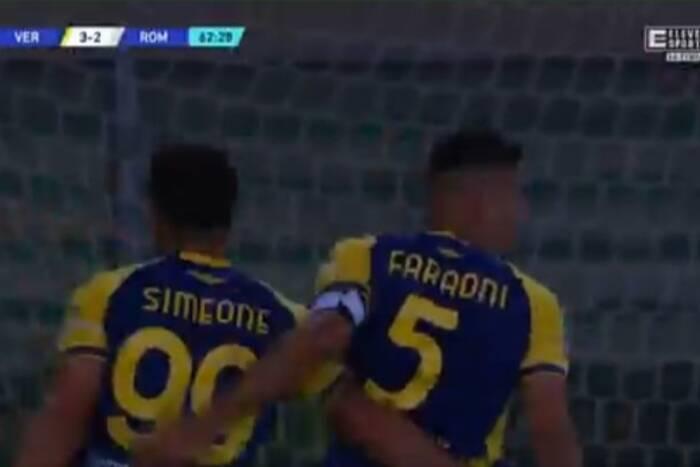 Festiwal pięknych bramek w Serie A! Trafienie piętą i bomba z dystansu [WIDEO]