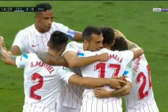 "Absurdalny gol w La Liga! ""Mamma mia, piłkarskie jaja"" [WIDEO]"