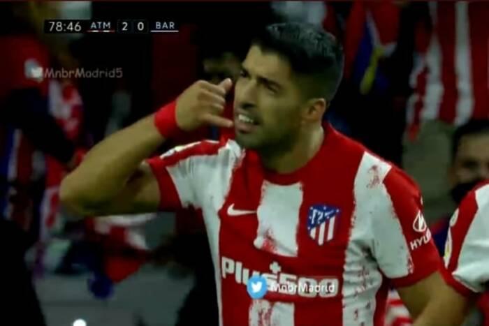 Luis Suarez zemścił się na Ronaldzie Koemanie. Specjalna dedykacja Urugwajczyka po golu z Barceloną [WIDEO]