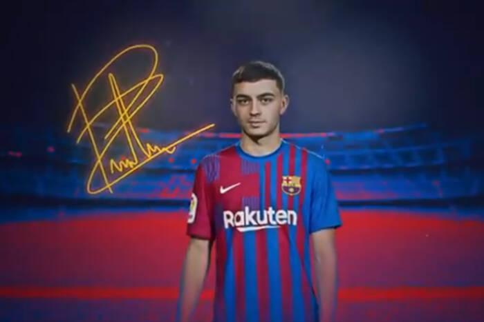 Pedri podpisał nowy kontrakt z FC Barceloną! Kwota odstępnego jest gigantyczna