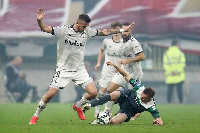Piłkarz Legii Warszawa został okradziony. Włamano się do jego mieszkania