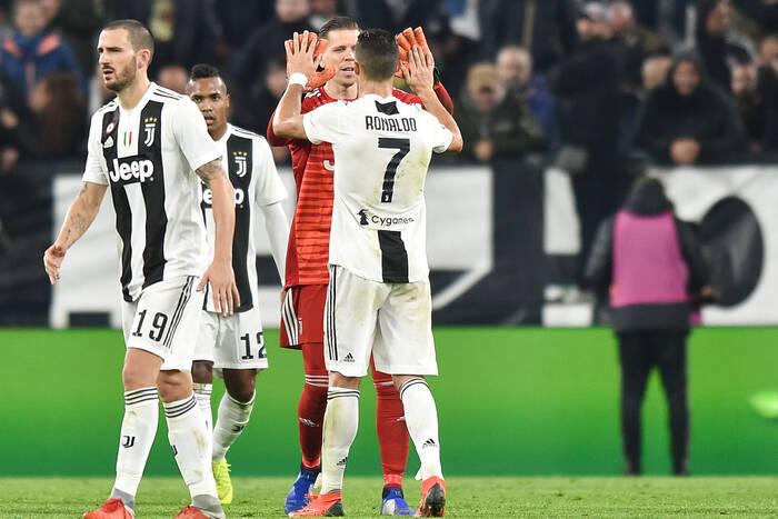 Tak Cristiano Ronaldo pożegnał się z piłkarzami Juventusu. Wojciech Szczęsny zdradził kulisy