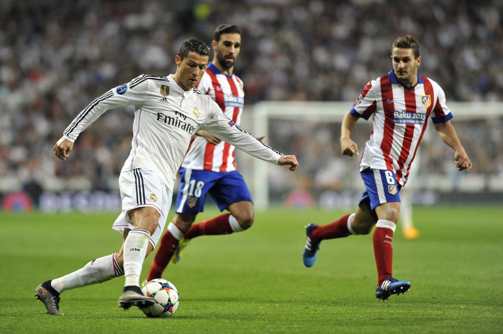 Derby Madrytu w półfinale Ligi Mistrzów!