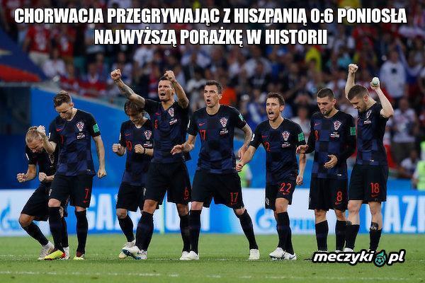 Chorwacja w Lidze Narodów nie spisała się najlepiej
