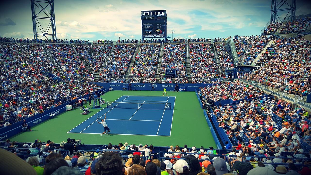 Obstawianie tenisa na żywo