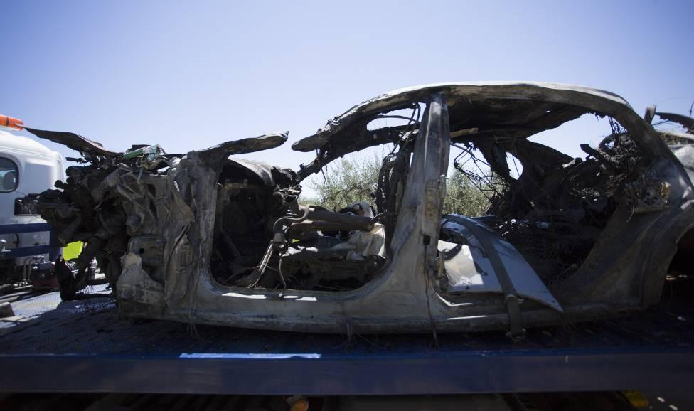 Samochód Reyesa