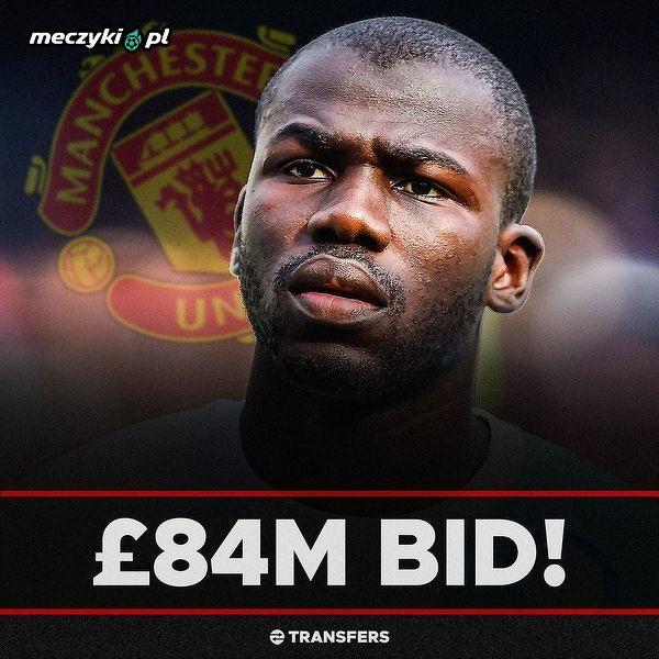 Oferta Manchesteru United za Koulibaly'ego