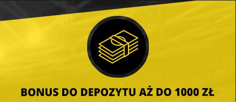 bonus od depozytu fortuna