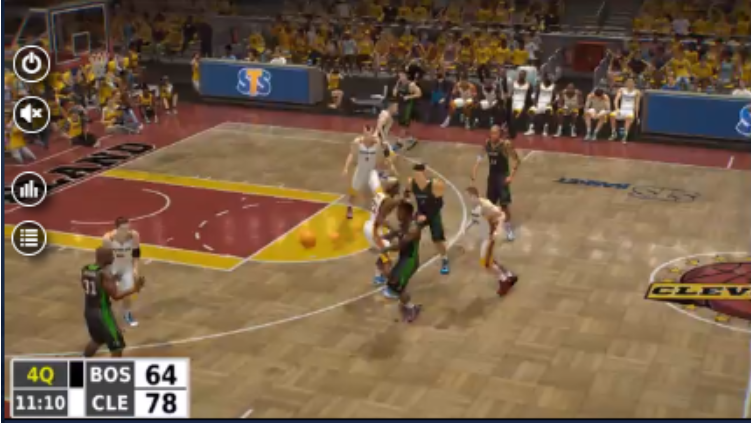 sporty wirtualne sts koszykówka