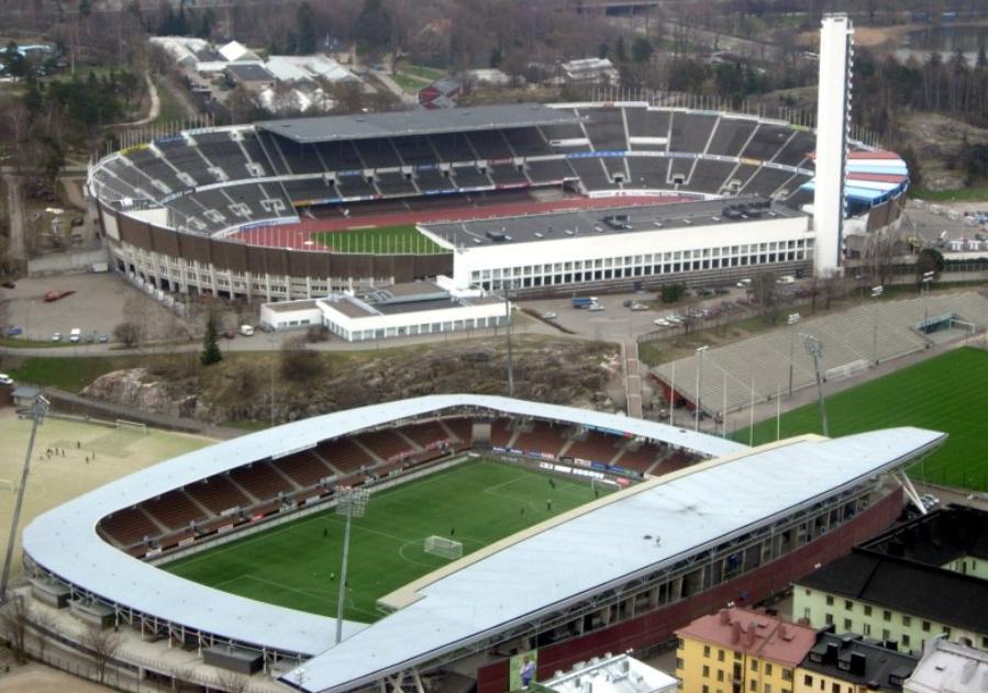 Stadion Filandia