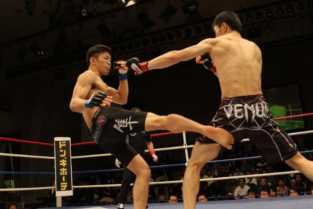 Sporty walki - tajski boks