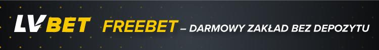 LVBet - bonus freebet - darmowy zakład