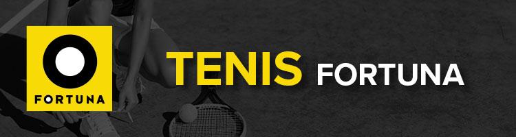 Fortuna sporty wirtualne - tenis ziemny