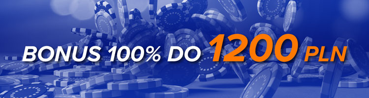 STS BetGames - promocja bonus 100%