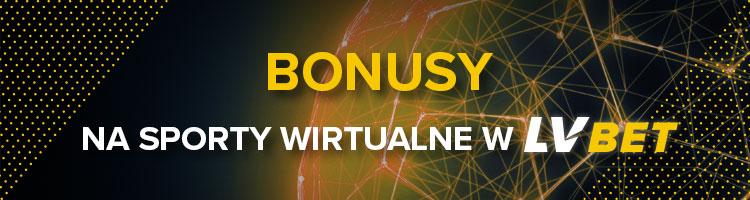LVBet - sporty wirtualne - bonusy i promocje