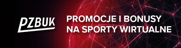 PZBuk - bonusy i promocje na sporty wirtualne