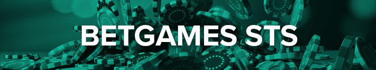Betgames STS - wojna, poker, bakarat