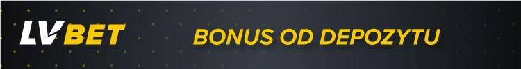 LVBet - bonus od depozytu - bonus od pierwszej wpłaty - Bonus LVBet