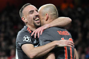 Franck Ribery dołączy do klubu Serie A? Trwają zaawansowane rozmowy