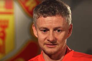 """Solskjaer zaszokował swoją wypowiedzią. """"To on najlepiej wykańcza akcje w Manchesterze United"""""""