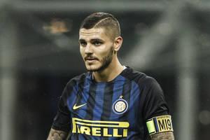 Mogło dojść do wielkiej wymiany napastników pomiędzy Arsenalem a Interem. Mauro Icardi woli inny klub