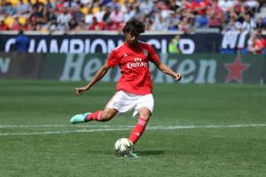 Wielki talent z Benfiki wybrał nowy klub. Zagra w Primera Division