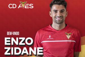 Enzo Zidane zmienił barwy klubowe. Zagra w jednym zespole z... Adamem Dźwigałą