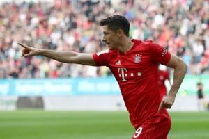 Wpadka Bayernu Monachium na wyjeździe! Gol Roberta Lewandowskiego nie wystarczył [WIDEO]