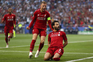 Liverpool wciąż niepokonany. Zwycięstwo zespołu Jürgena Kloppa po dublecie Mohameda Salaha [WIDEO]