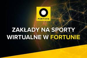 Zakłady na sporty wirtualne w Fortuna - czym są i jak grać?