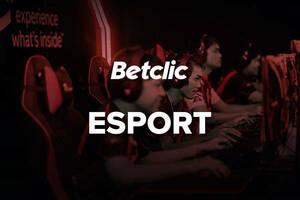 Esport w Betclic - bonusy i promocje do 550 PLN na zakłady esportowe