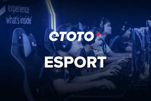 Esport w Etoto - bonusy i promocje do 300 PLN na zakłady esportowe