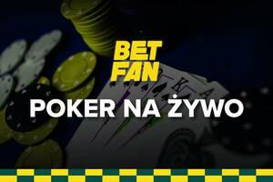 Legalny poker online w Polsce - Betfan TVBet