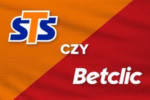 STS czy Betclic - który bukmacher lepszy?