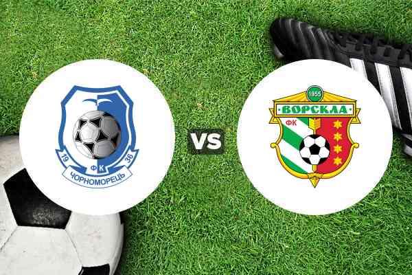 FC Chornomorets Odessa FC Vorskla Poltava Wynik Meczu