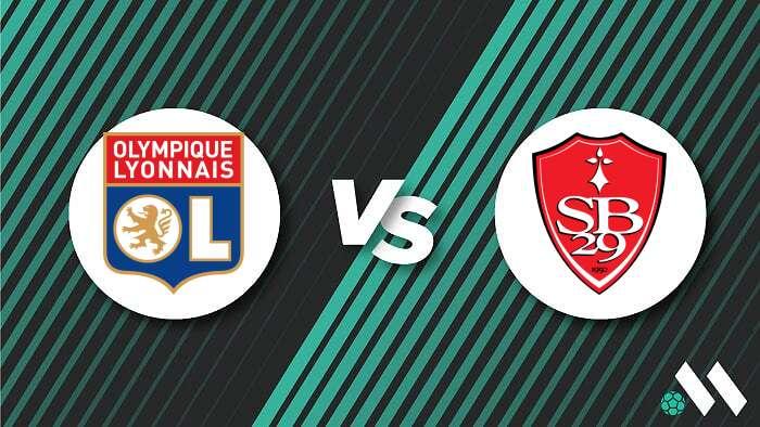 Olympique Lyon - Stade Brestois 29 – Transmisja online i